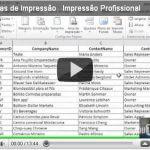 Dicas de Impressão e Impressão Profissional no Excel