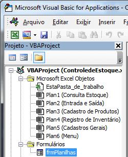 Navegar planilhas Excel 10
