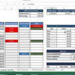 Controle de Hora Extra – Excel 2007 / 2010 / 2013 – Planilha de hora extra 3.0