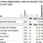 Gráfico de Gantt no Excel