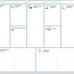 Planilha Canvas Excel – Modelo de negócios