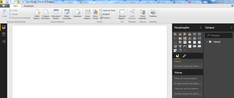 Criar dashboard Power BI