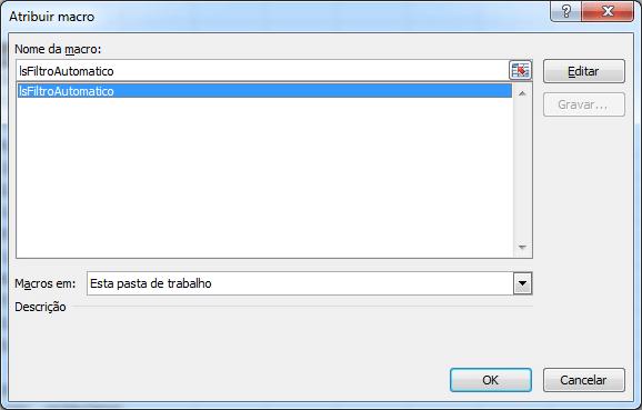 Filtrar dados de uma planilha em outra Excel 6
