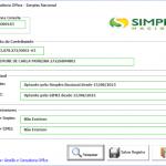 Planilha de consulta automática SIMPLES Nacional – MEI